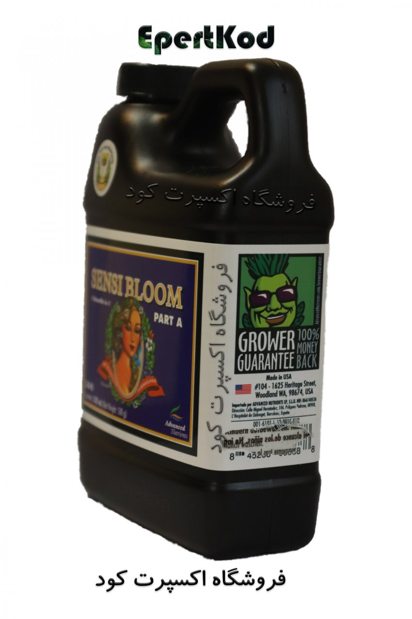 کود ادونس Sensi Bloom A-B pH Perfect 500 Ml